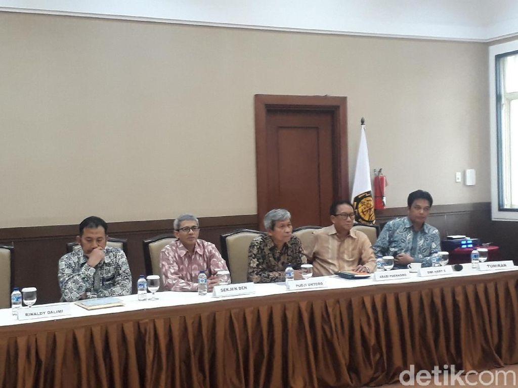 6 Provinsi Selesaikan Rencana Umum Energi Daerah