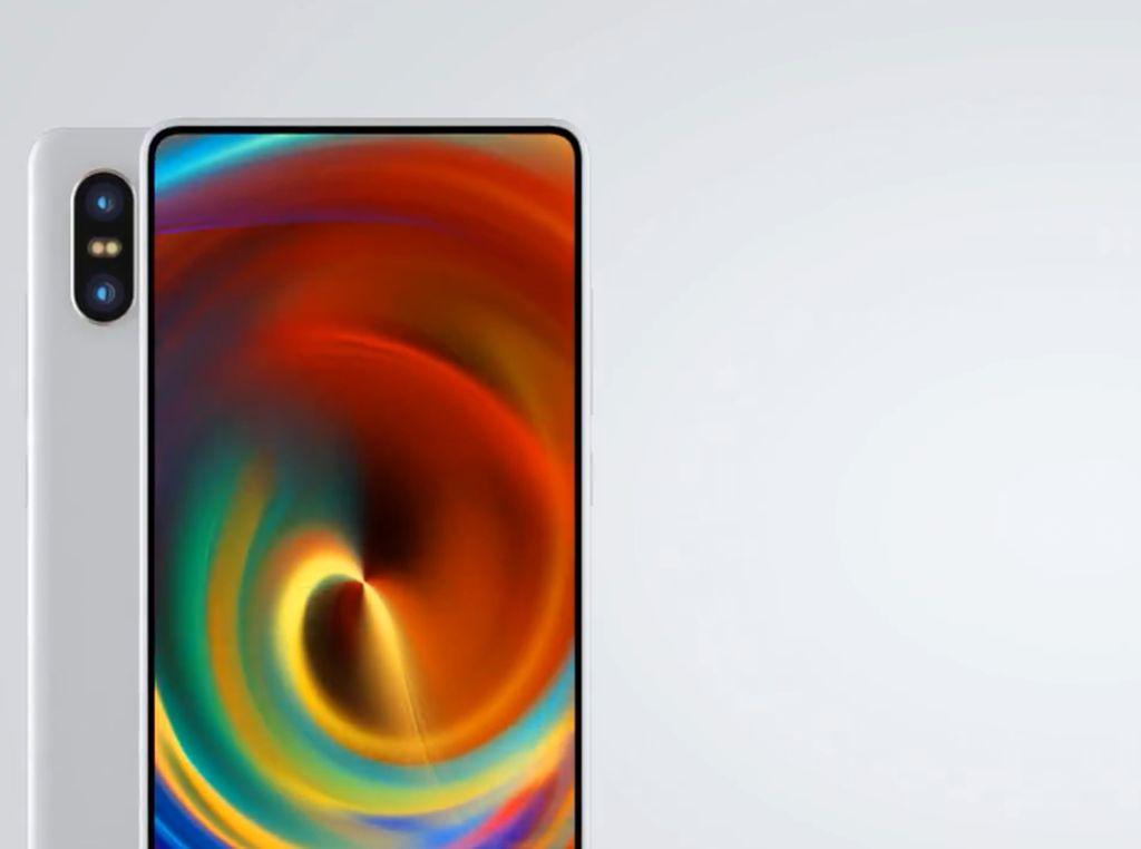 Menebak Inovasi Xiaomi di Mi Mix 2S