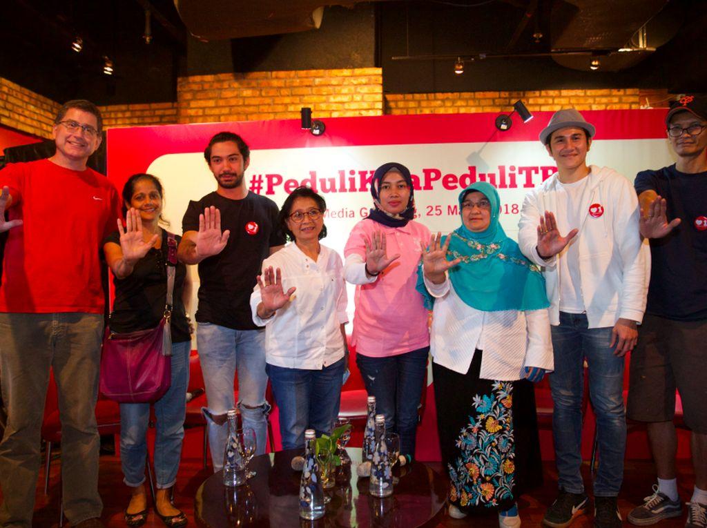 #PeduliKitaPeduliTBC, Satu Gerakan untuk Indonesia Bebas TBC