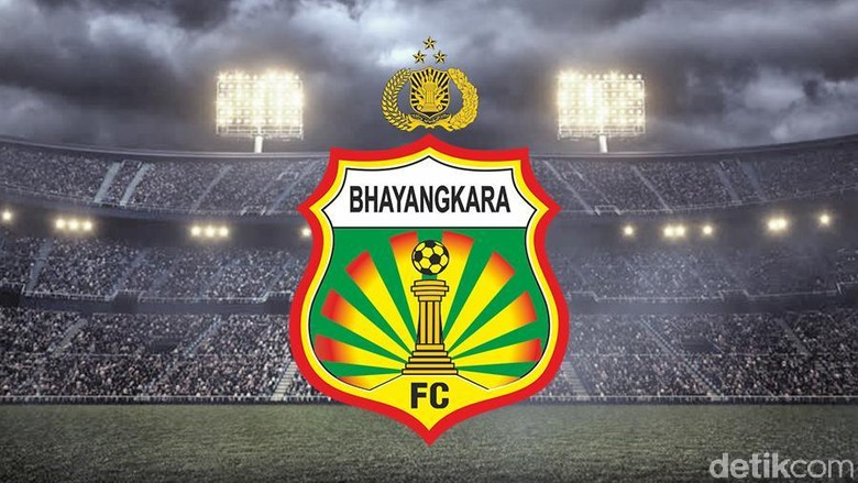 Bhayangkara FC Mengejar Finis Ketiga