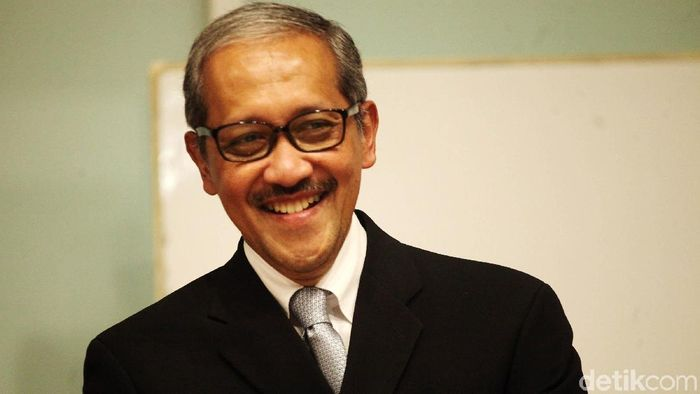 Deputi Gubernur Bank Indonesia (BI) Dody Budi Waluyo/Foto: Lamhot Aritonang