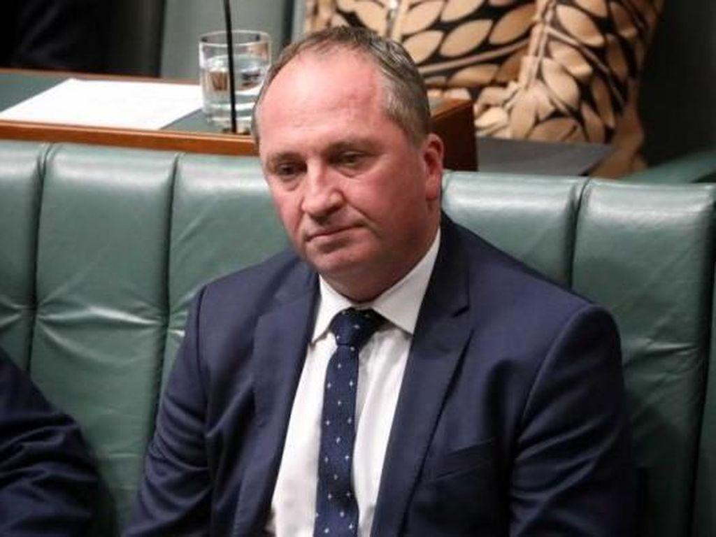 Mantan Wakil PM Australia Resmi Daftarkan Mantan Staf Sebagai Pasangan