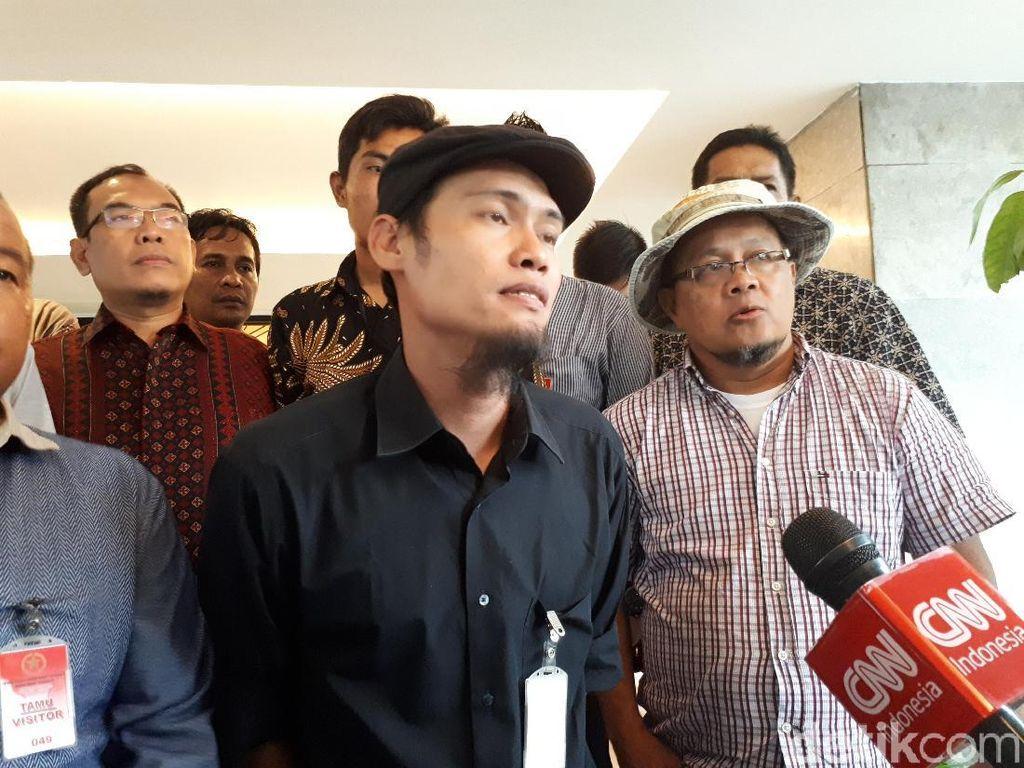 Jokowi Hanya Terima Driver Ojol di Istana, Aliando Kecewa