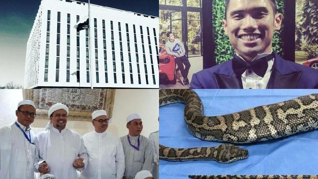 Berita Heboh: Ojol Ketemu Jokowi Hingga Kandidat Cawapres Prabowo