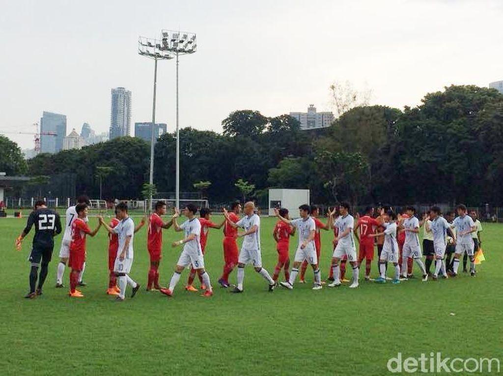 Jajal Jepang U-19, Persika Dapat Modal Bagus Sebelum Kompetisi