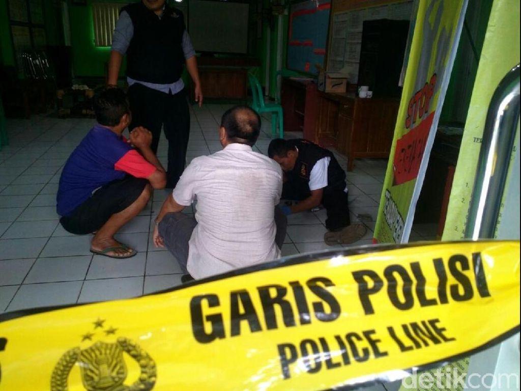 Maling Bobol Kantor Desa di Sukabumi, Data Penduduk Hilang