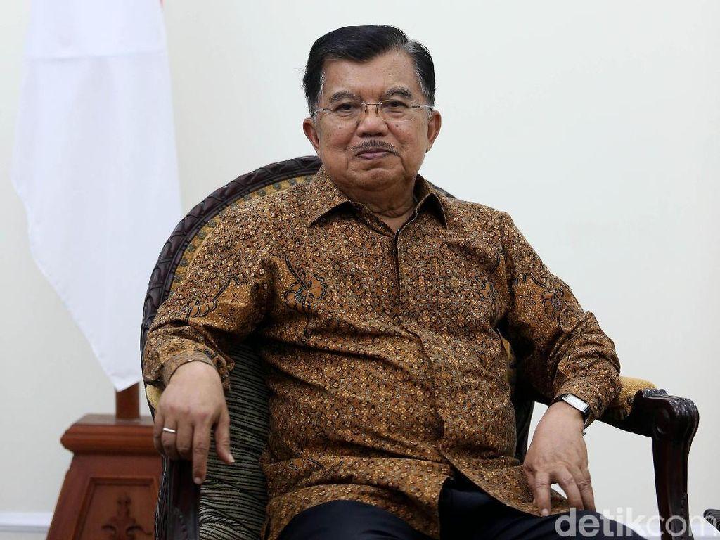 Kata JK soal 38 Anggota DPRD Sumut 2009-2014 Jadi Tersangka KPK