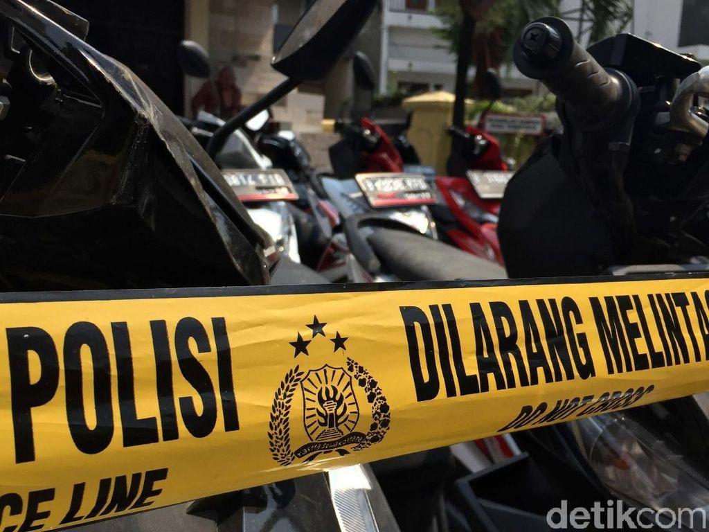 Polisi Tangkap Dua Penadah Motor di Pademangan, Satu DPO