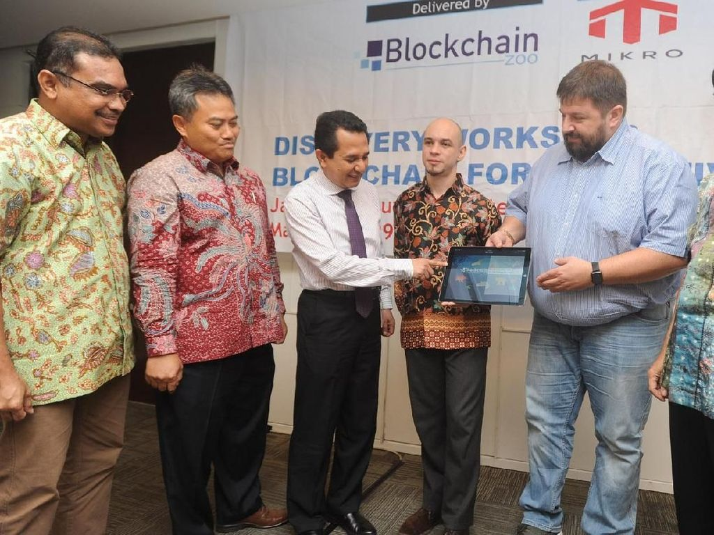 Pengenalan Teknologi Transaksi Keuangan Blockchain