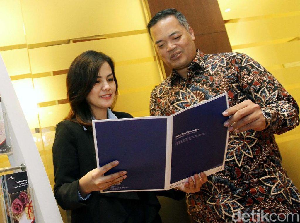 Danareksa Investment Targetkan Kelola Dana NAB Rp 35 T