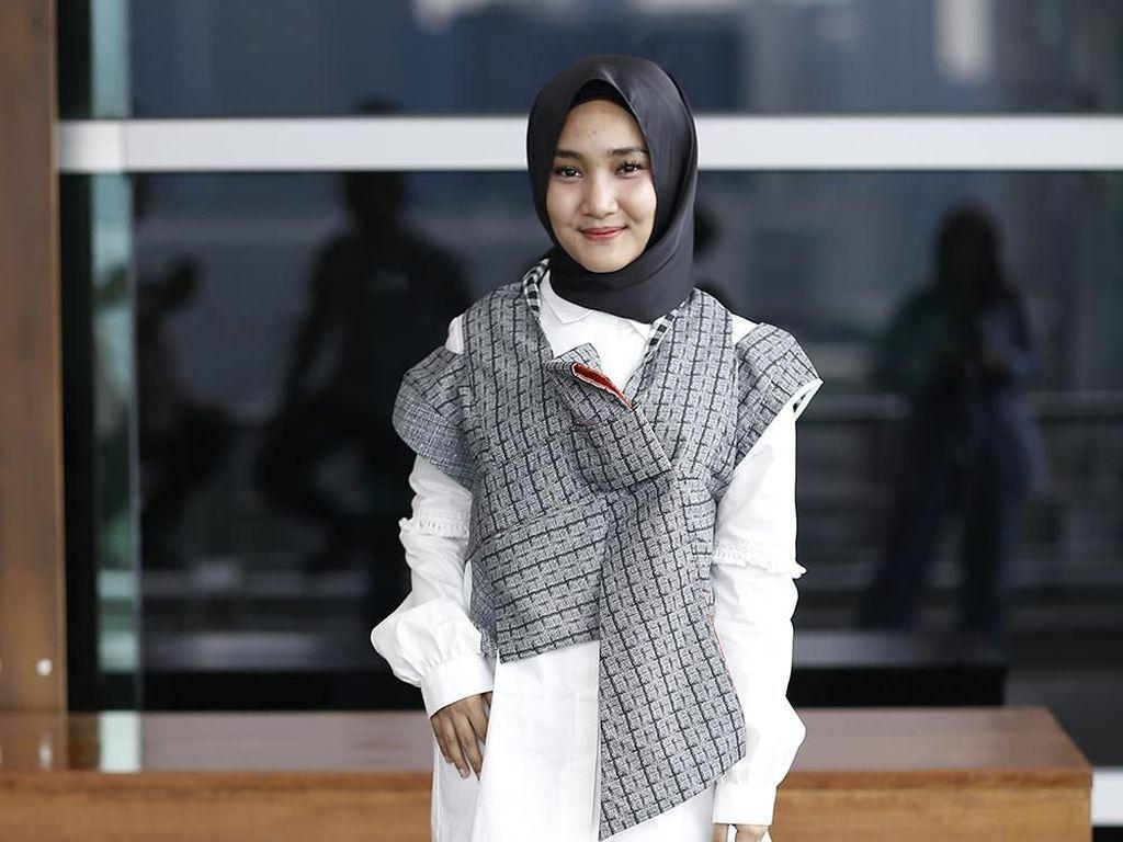 Fatin: Hijab Bukan Halangan untuk Bermusik