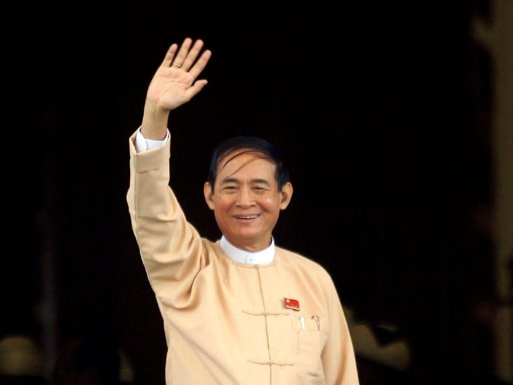 Presiden Baru Terpilih Myanmar Bebaskan 8.000 Narapidana