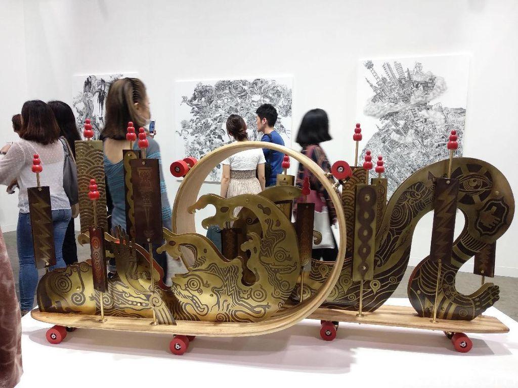 Seleksi Ketat, Susahnya Galeri Seni Indonesia Masuk Art Basel Hong Kong
