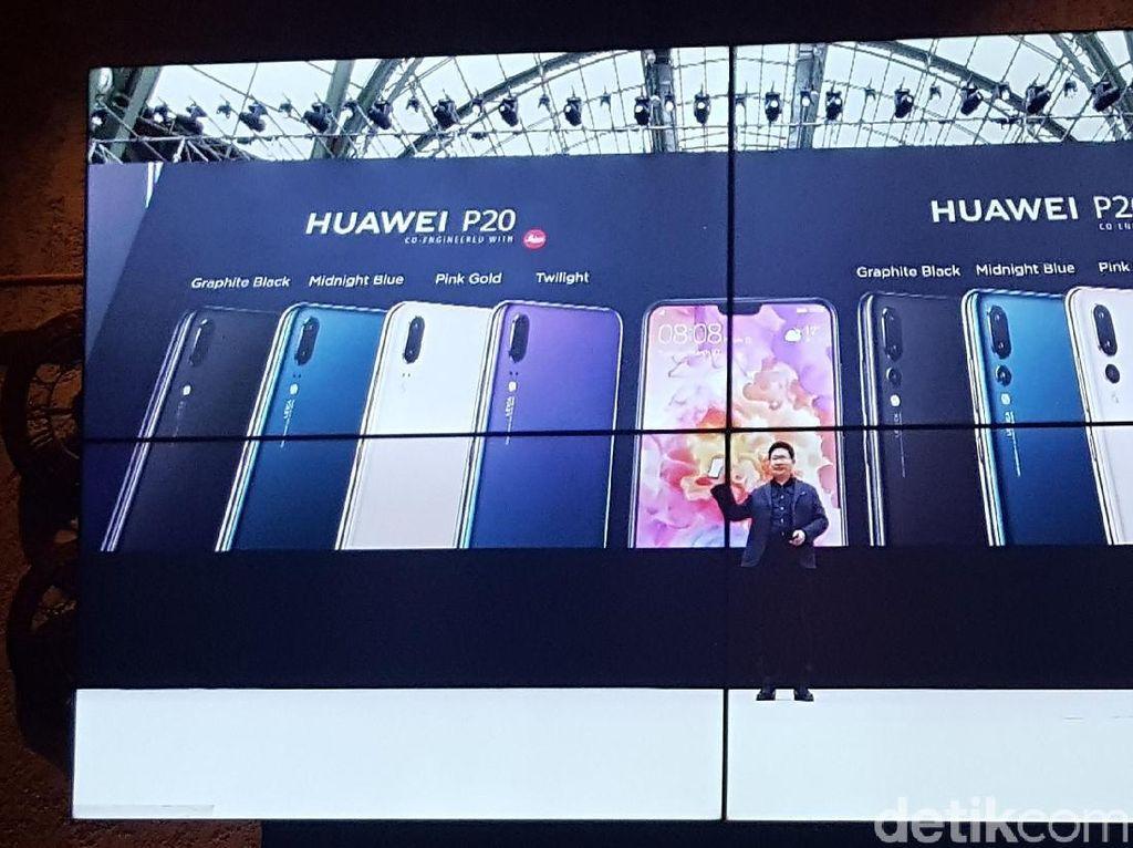 Huawei Jadi Pemilik Ponsel Berkamera Terbaik di Dunia