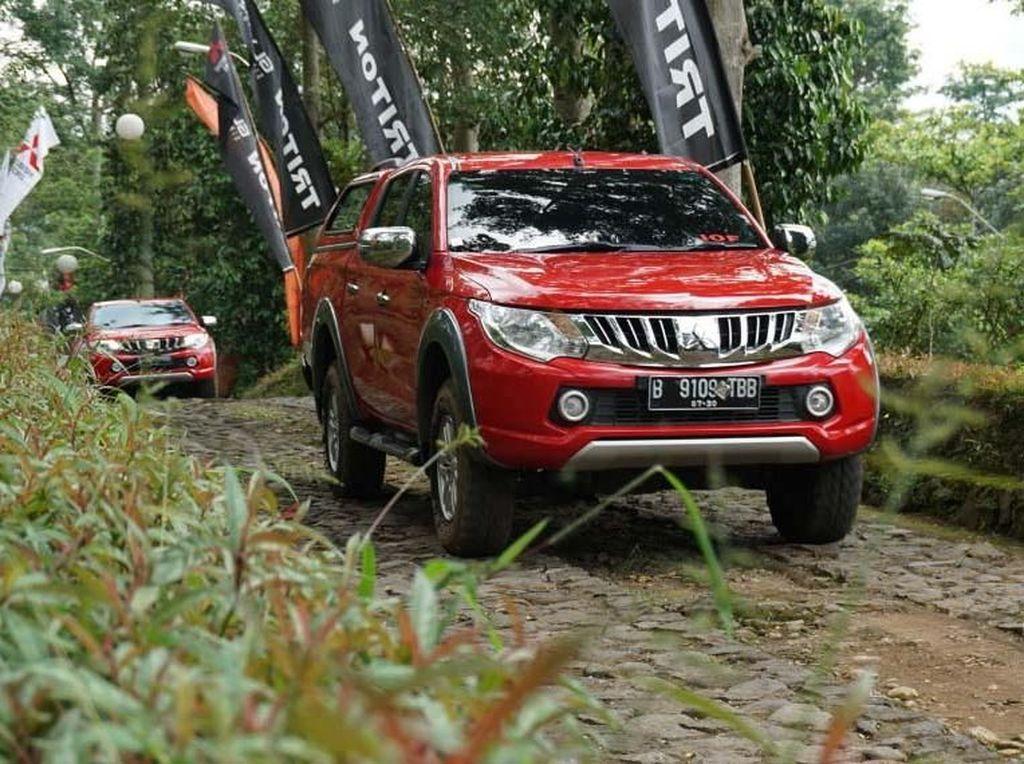 Mitsubishi Triton Laris di Indonesia, Ini Faktornya