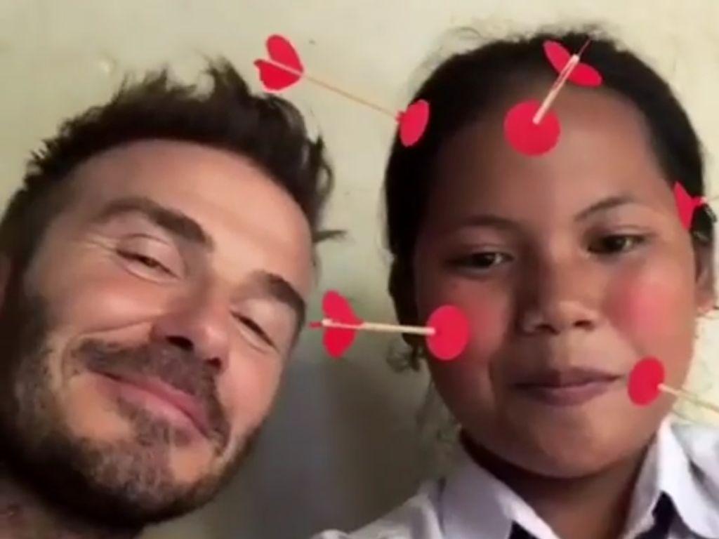 Berbincang dengan Sripun, Bocah Semarang Pembajak IG Beckham