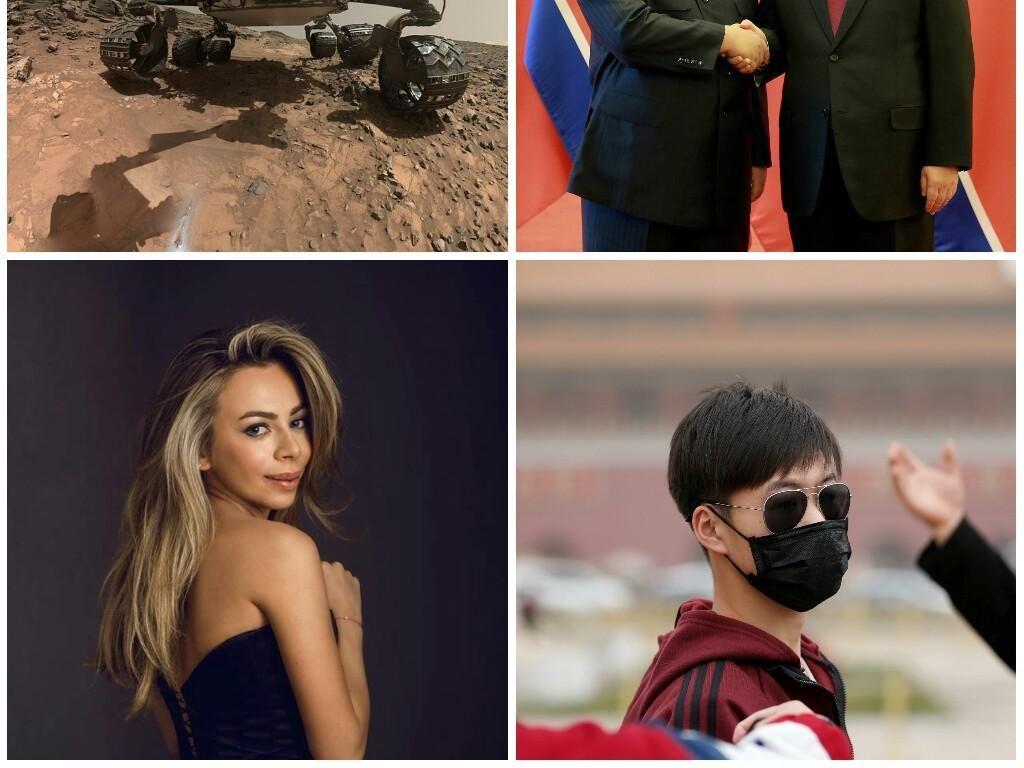 Riuh Dunia dalam Gambar: Jepretan Curiosity, Kunjungan Kim Jong Un