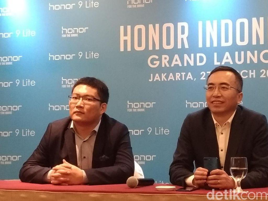 Menguak Ambisi Honor Kuasai Pasar Ponsel Indonesia