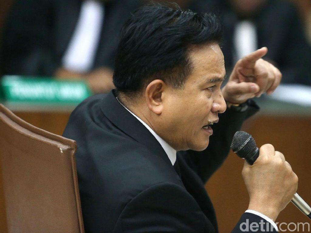 Yusril Jadi Saksi Ahli untuk Alfian Tanjung