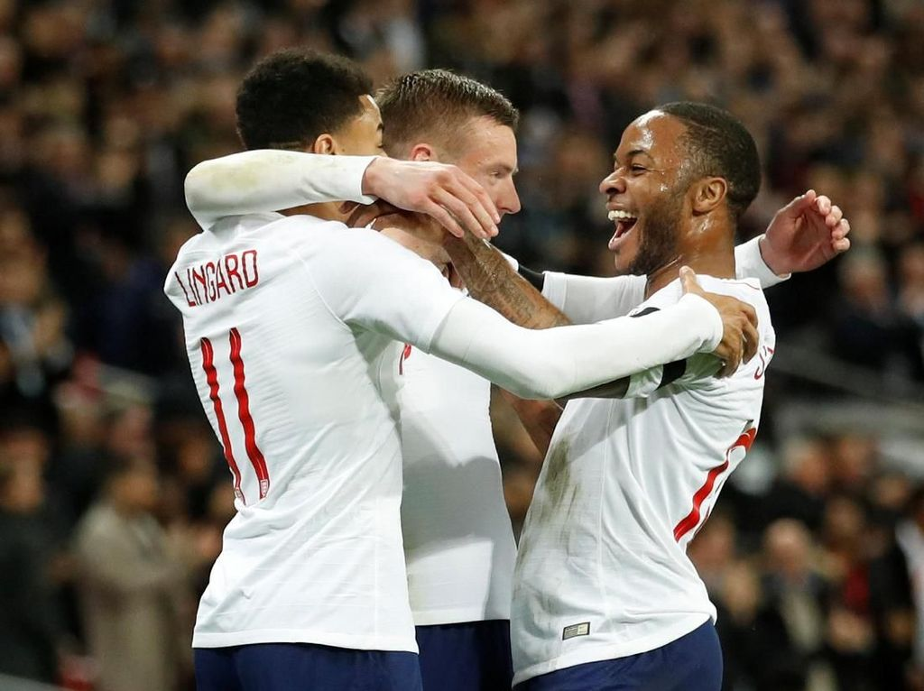 Kelelahan Bisa Mengancam Inggris di Piala Dunia 2018