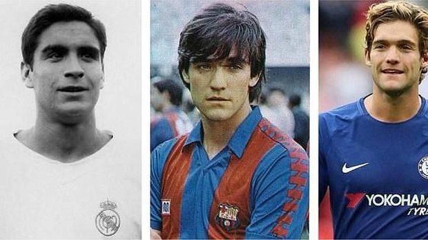 Tiga Generasi Marcos Alonso di Timnas Spanyol
