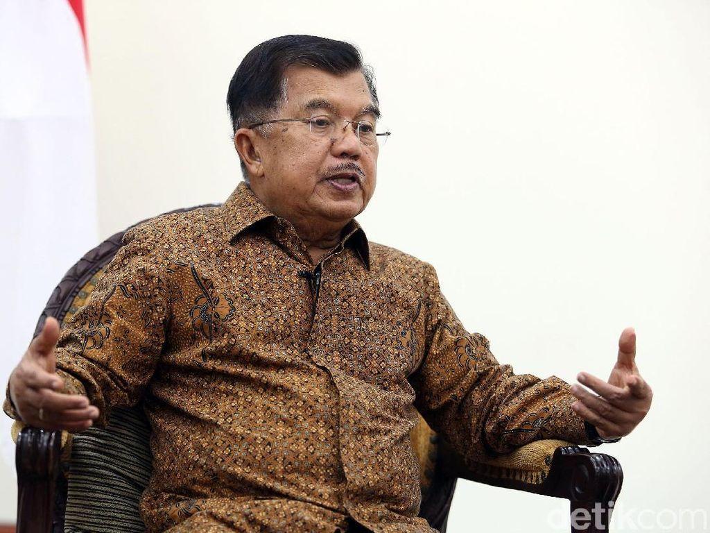 Pesan JK ke Menteri PUPR: Bikin Standarisasi Rumah