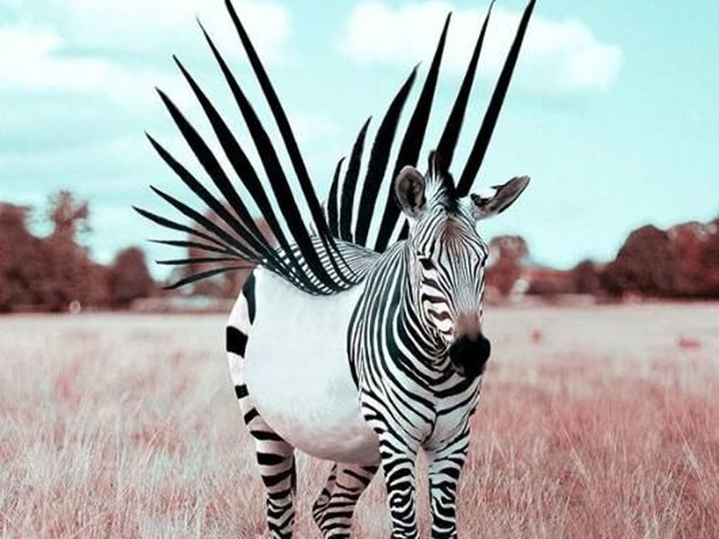 Keren! Hewan-hewan Surealis Karya Seniman Prancis