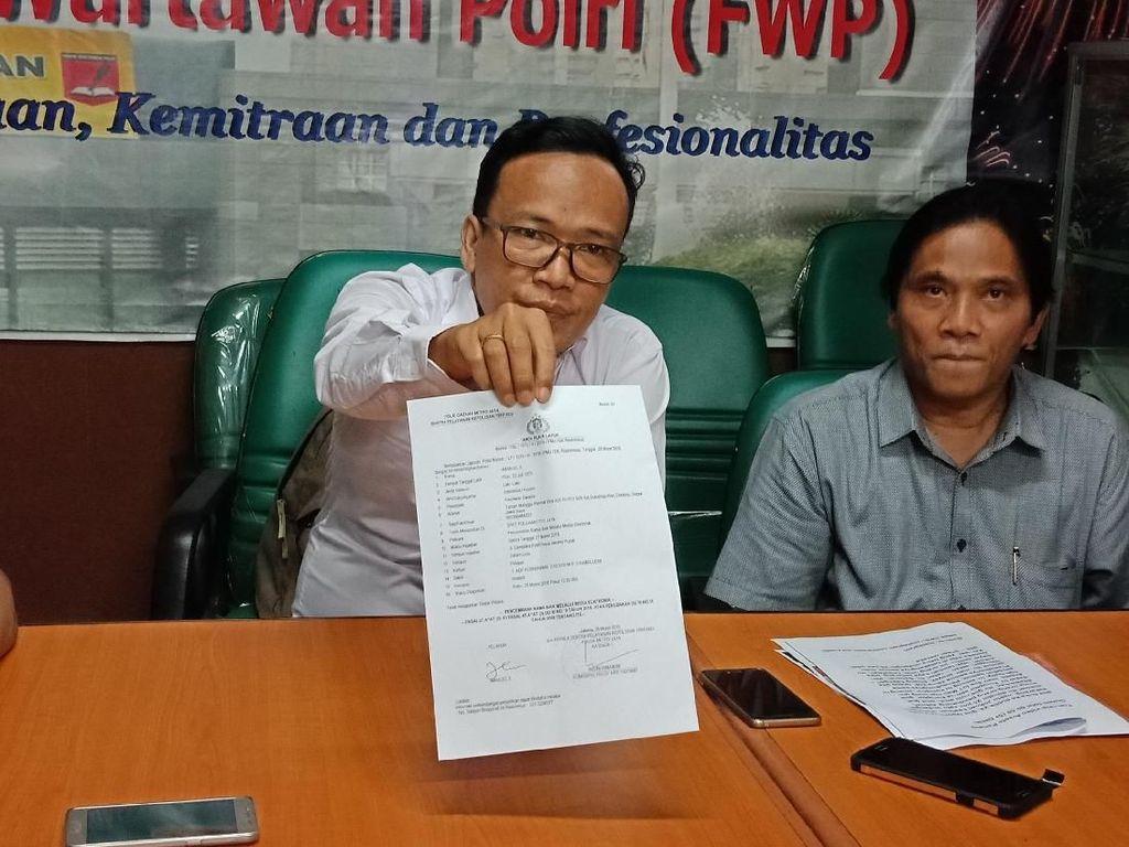 Arseto Pariadji Dipolisikan soal Harga Undangan Mantu Jokowi