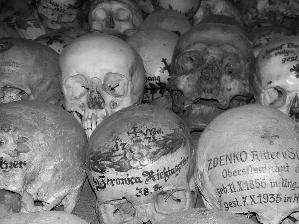 Ratusan Kerangka Anak Hasil Tumbal Ditemukan di Peru
