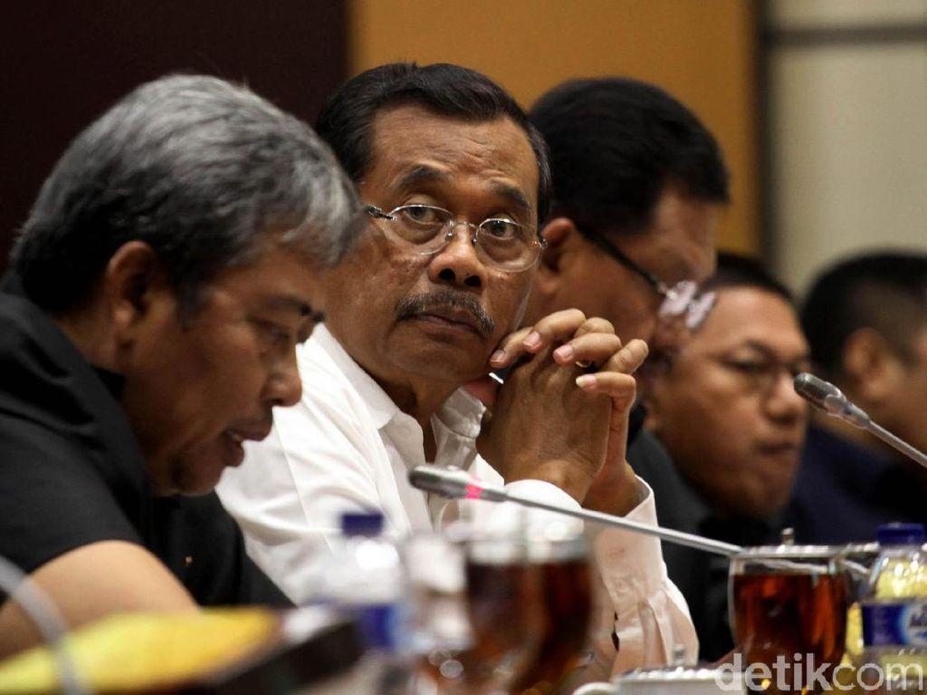 Jaksa Agung Tanggapi SBY Minta Maaf: Kita Hargai Jiwa Besar Beliau