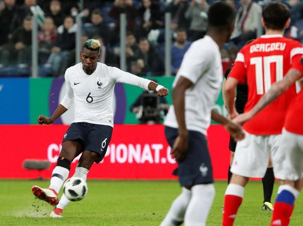 Pogba Main Bagus di Timnas Prancis, Mourinho Dicaci Fans MU