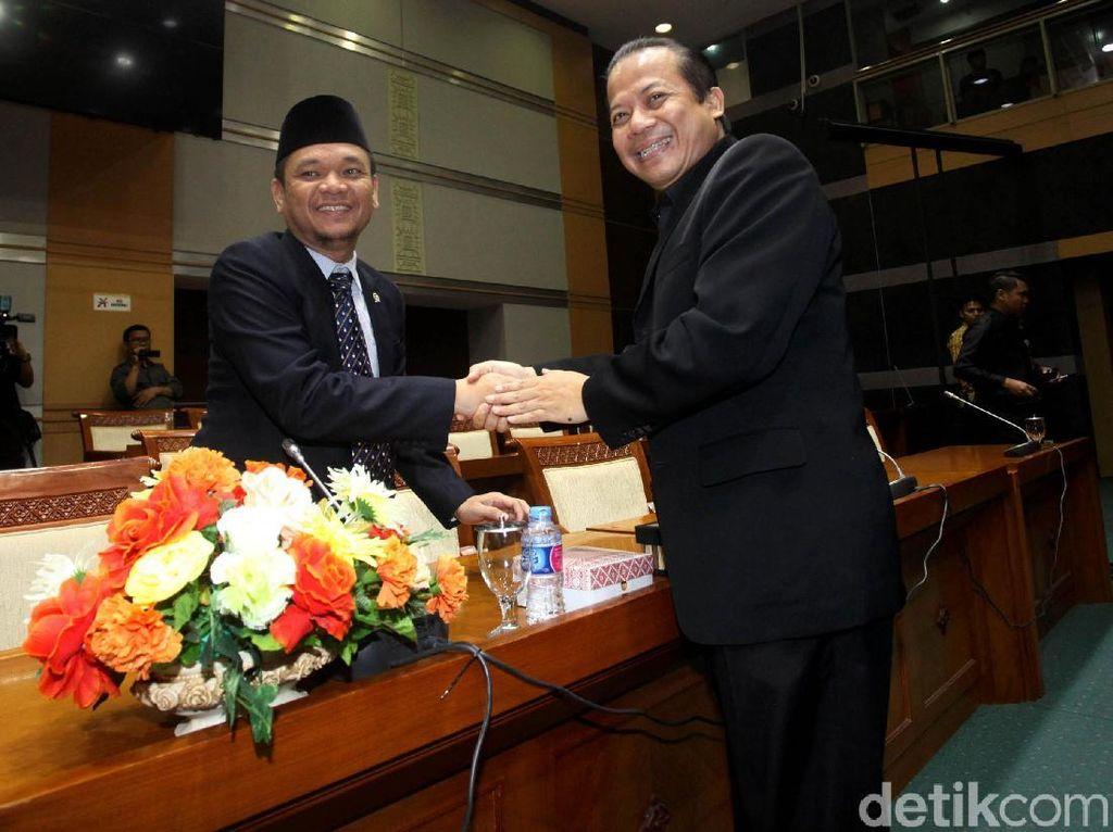 Jadi Pimpinan Komisi VIII DPR, Ace Hasan Siap Kerja Sosial