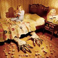 Saat Mimpi Buruk Anak-anak Jadi Sebuah Karya Foto yang Ciamik