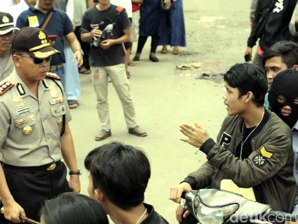 Pelaku Perusakan Markas Ormas Sukabumi Salah Satunya ABG Geulis