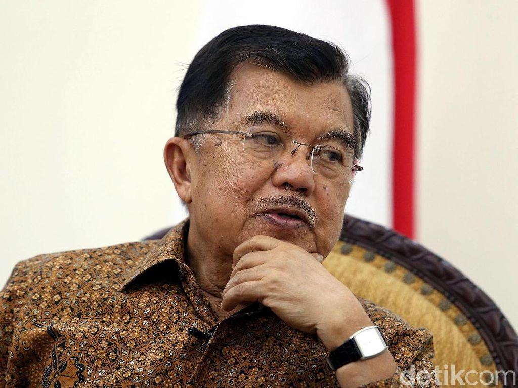 JK Tegaskan Tak Bahas Koalisi di Pertemuan dengan SBY