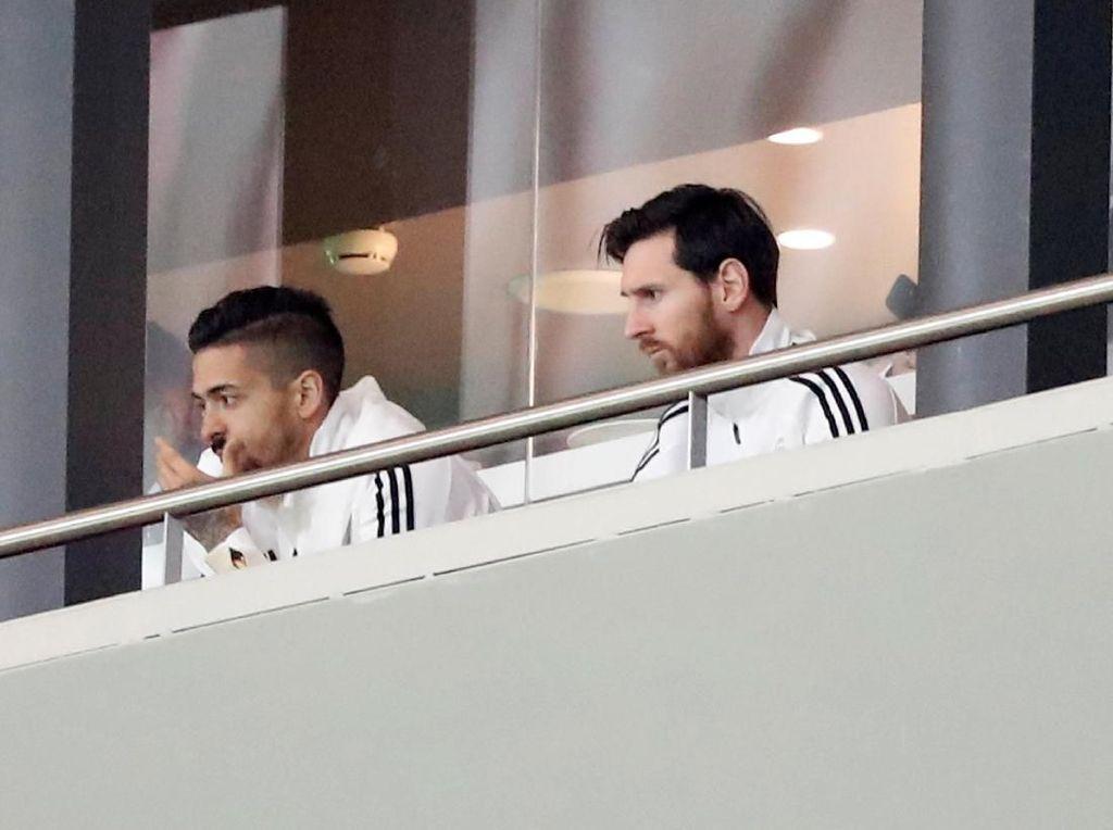 Argentina Harus Bisa Perlakukan Messi Lebih Baik
