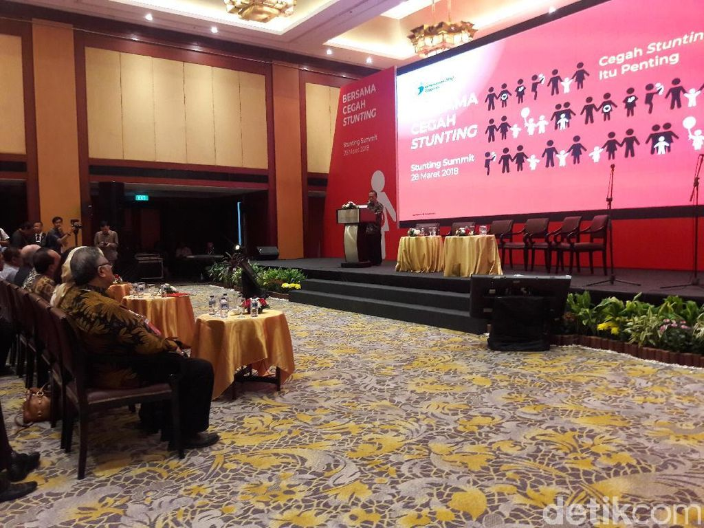 9 Juta Anak Indonesia Kekurangan Gizi
