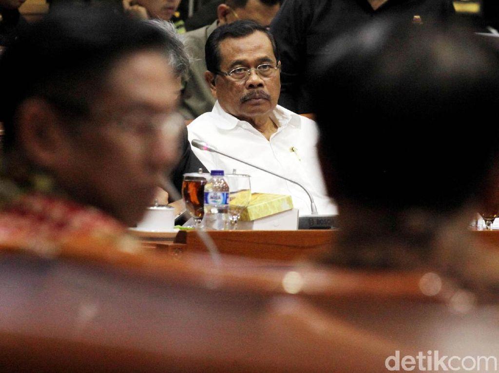 Jaksa Agung Pastikan Kader PD Loncat ke NasDem Tak Pengaruhi Kasus