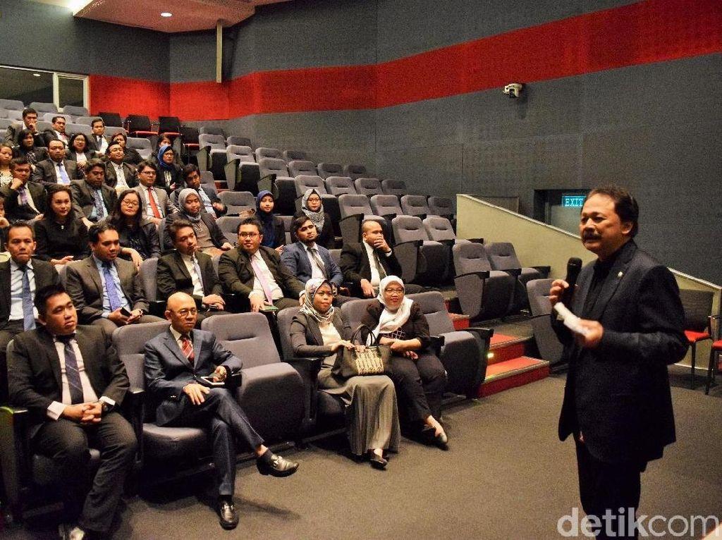 Jaring Investor, Kemlu-BEI Melancarkan Diplomasi Finansial