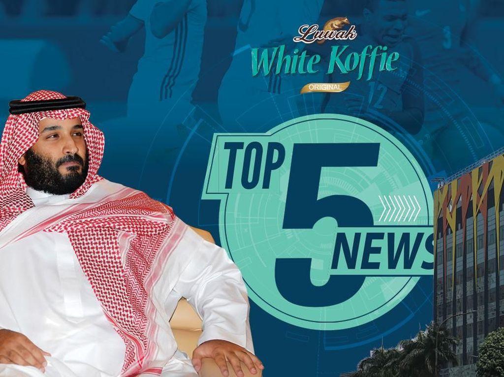 Hotel Alexis Tutup, Sumbangan Fantastis Putra Mahkota Saudi