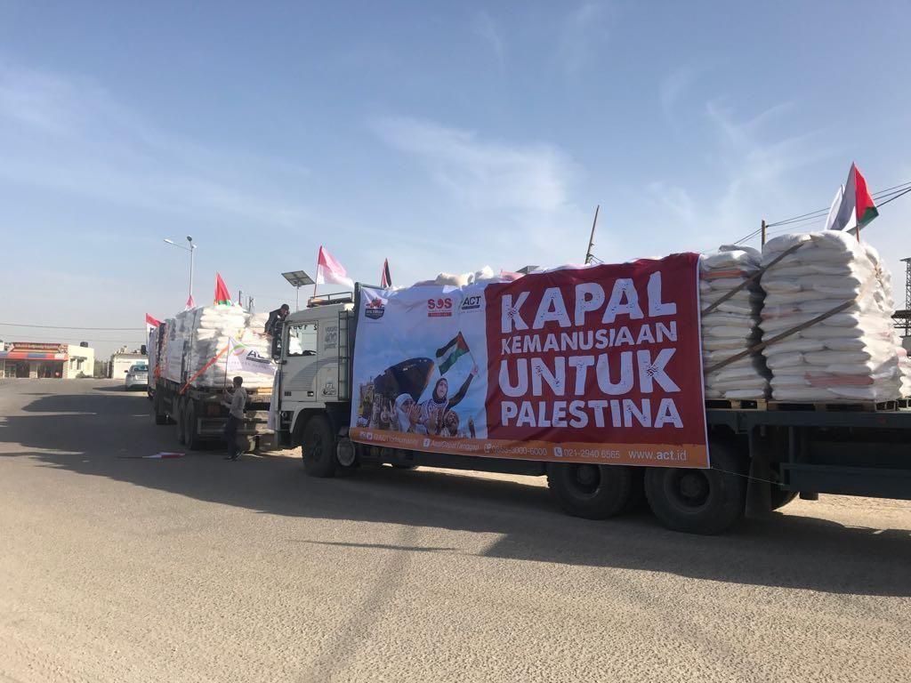 ACT Akan Kirim 2.000 Ton Beras Petani Blora ke Palestina