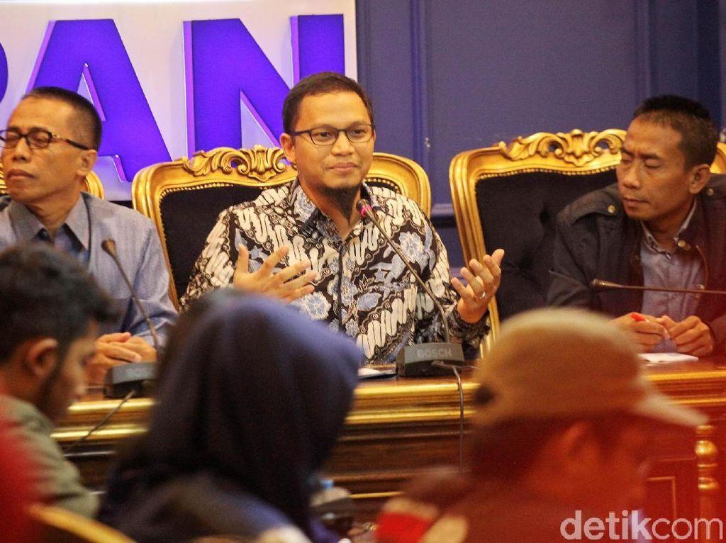 Elite PAN ke Kertanegara, Bawa Pesan Dukung Prabowo Capres