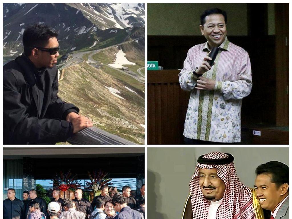 Berita Heboh: Rumah Mewah Bos Abu Tours, Novanto Dituntut 16 Tahun