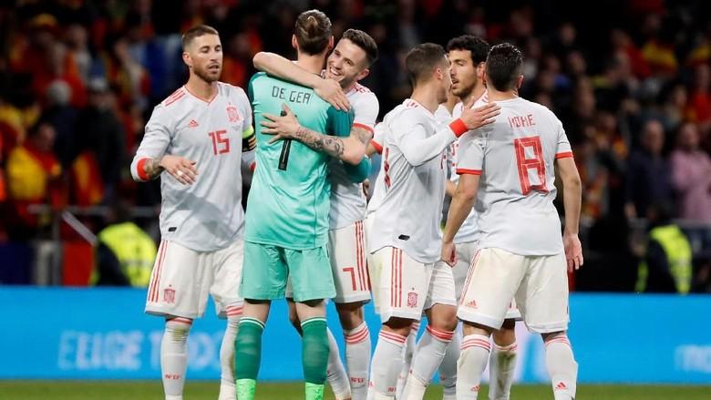 Mourinho: Spanyol Akan Menghibur di Rusia