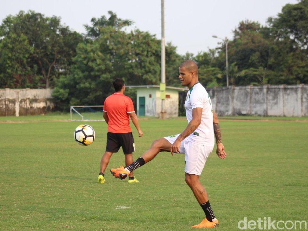 Pujian Pelatih Bhayangkara FC untuk David da Silva Jelang Lawan Persebaya