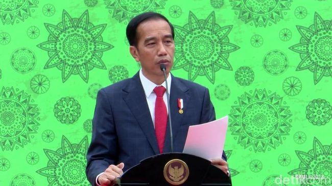 Foto: Presiden Jokowi. (Biro Setpres)