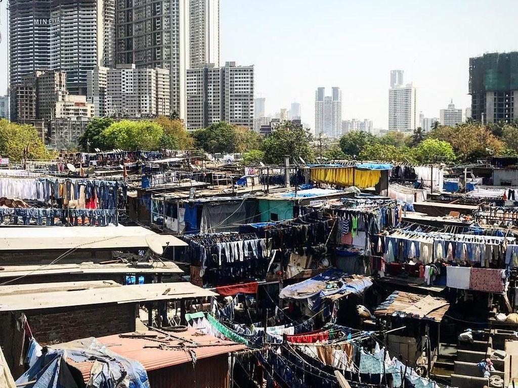 Tempat Cuci Baju di India, Terbesar Sedunia!