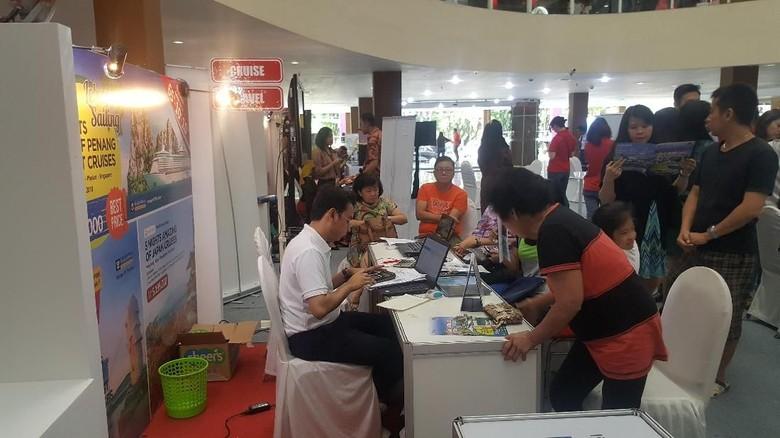 Foto: Mega Travel Fair Malang (Muhammad Aminudin/detikTravel)