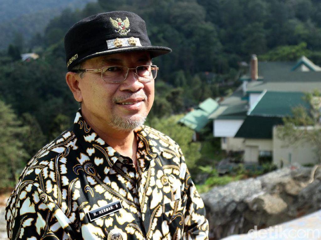 KPK Gadungan Ditangkap, Plt Bupati Cianjur: Saya Pancing