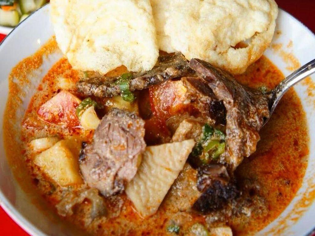 Mie Ayam dan Soto Betawi Legendaris di Jakarta Pusat Ini Bisa Jadi Pilihan Makan Siang